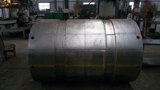 চীন φ1000mm Wear-resistant Tubes High Mn Steel Mn13 Tubes PT Test Impact Value More Than AK147J সরবরাহকারী