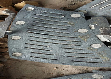 চীন High Mn Steel Casting Grid Liners for Mine Mill Conforming To GB/T 5680-1998 সরবরাহকারী