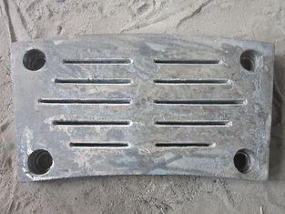 চীন Mine Mill Aluminum Sand Castings Sliders For Walk Beam Furnace সরবরাহকারী