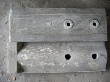 Hardness AK5-15J High Abrasion Steel Mill Liners Standard AS 2027 CrMo 15 / 3